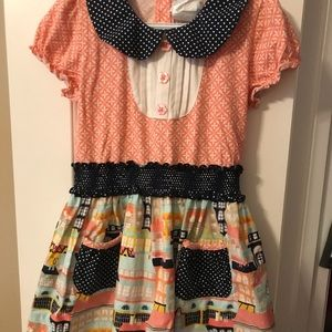 Other - Castles and crowns dress size 7-8